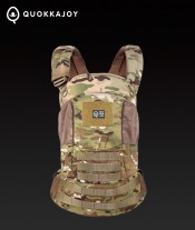 QuoPro Multicam Limited Baby Carrier