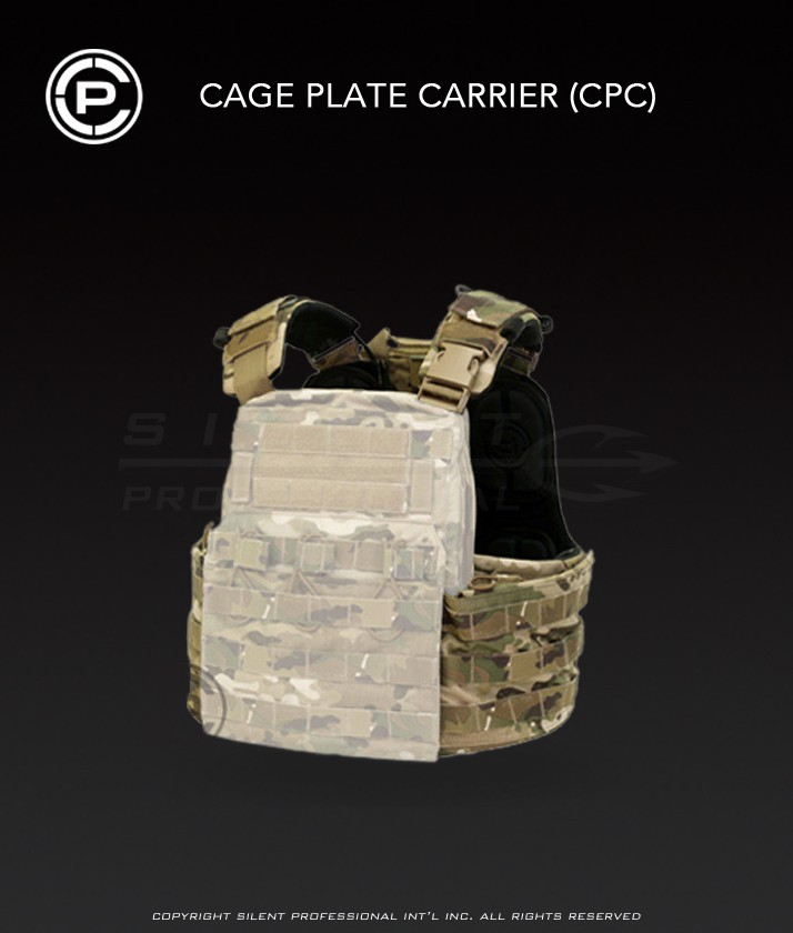 Crye Cage Plate Carrier (CPC)