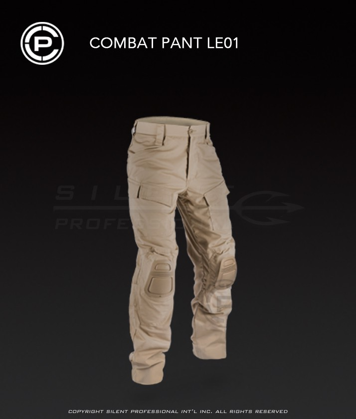 LE01 Combat Pants Multicam Black Crye Precision 30 Regular